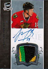 2009-10 Stanley Cup Chicago Blackhawks Hockey Card Guide 2