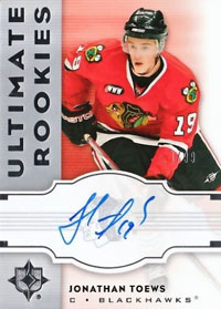 Top 5 Jonathan Toews Rookie Cards 5