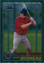 Top 5 Justin Morneau Rookie Cards 5