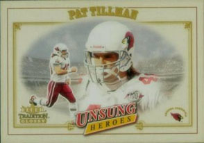 Pat Tillman Collectors Guide: Remembering An American Hero Through Football Cards 2