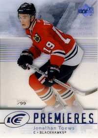 Top 5 Jonathan Toews Rookie Cards 2