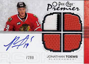 Top 5 Jonathan Toews Rookie Cards 3