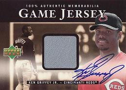22 Years, 22 Cards, 1 Ken Griffey Jr. 12