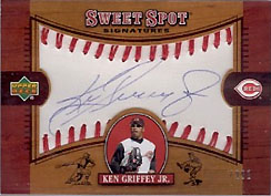22 Years, 22 Cards, 1 Ken Griffey Jr. 14
