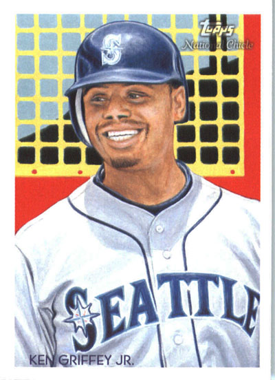 22 Years, 22 Cards, 1 Ken Griffey Jr. 22