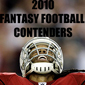 THE DREAM SET SERIES: 2010 Fantasy Football Contenders