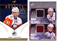 Top 25 eBay Sales: John Tavares Hockey Cards 3