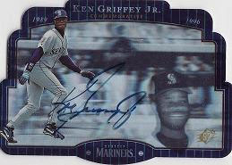 22 Years, 22 Cards, 1 Ken Griffey Jr. 8