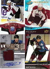 2009-10 Matt Duchene Rookie Card Checklist 2