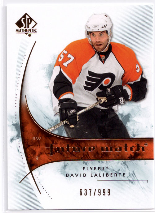 2009-10 SP Authentic Hockey Review 7