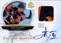 Top 25 eBay Sales: John Tavares Hockey Cards 2