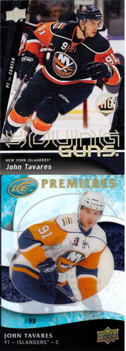 Top 25 Hockey Card Sales: John Tavares  1