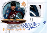 Top 50 First Week Sales: 2009-10 SP Authentic Hockey 3