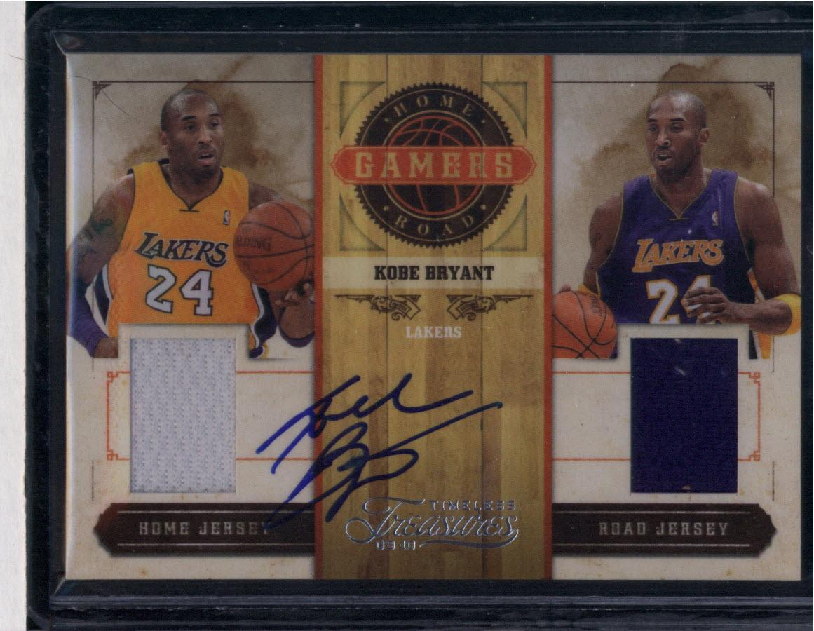 2009-10 Panini Timeless Treasures Basketball 2