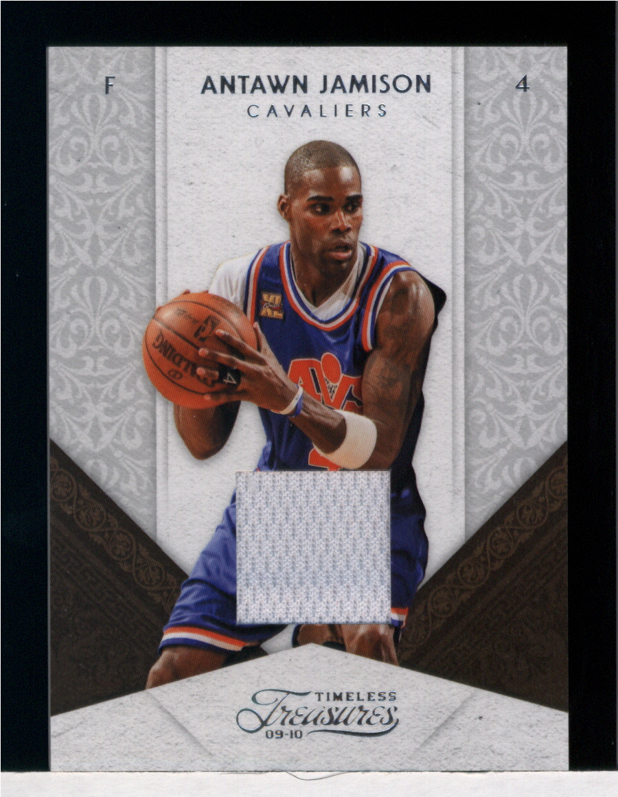 2009-10 Panini Timeless Treasures Basketball 4