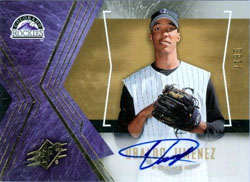 Top 5 Ubaldo Jimenez Rookie Cards 3
