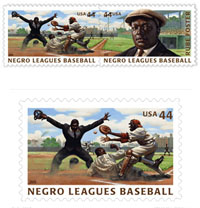 United States Postal Service Commemorates Negro League With New Stamp 1