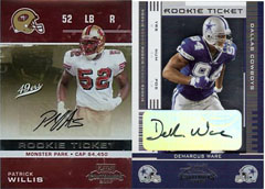 10 Great Football Rookie Cards, 10 Great NFL Defensive Players 1