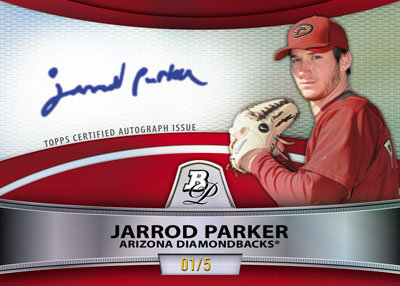 2010 Bowman Platinum Baseball 7