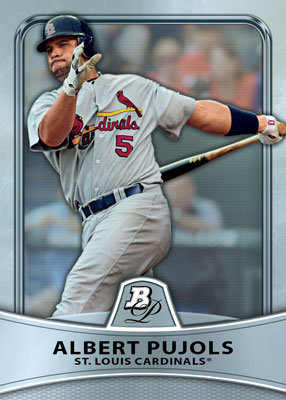 2010 Bowman Platinum Baseball 4
