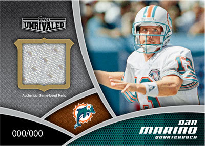 2010 Topps Unrivaled Football 6