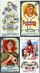 2010 Topps Allen & Ginter Set Building Strategy Guide 2