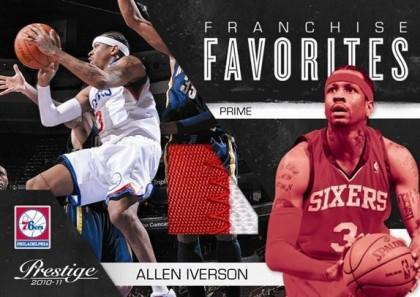 2010-11 Panini Prestige Basketball 1