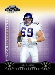 Brock Lesnar's 2004 Minnesota Vikings Rookie Cards Among Hobby's Hidden Gems 4