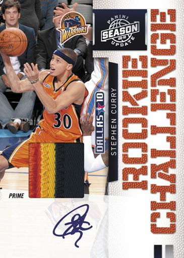 2009-10 Panini Season Update Basketball 3