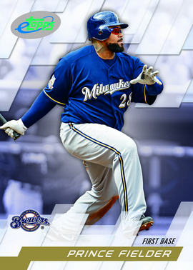 Carlos Santana RRO, Prince Fielder Highlight This Week's 2010 eTopps Releases 2