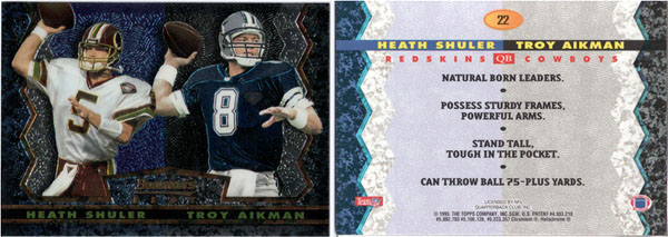 Great Scouting Reports From The Back Of Football Cards 5