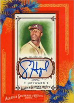 Top 100 First Day Sales: 2010 Topps Allen & Ginter 5