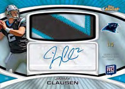 2010 Topps Finest Football 6