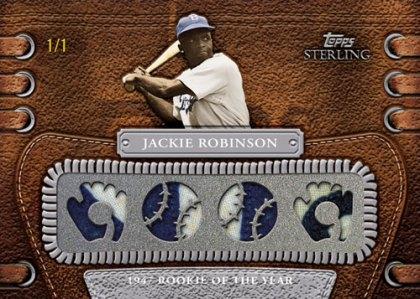 2010 Topps Sterling Baseball 8