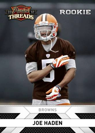 2010 Panini Threads Football 1