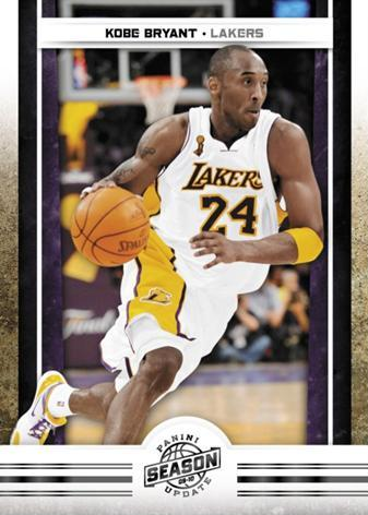 2009-10 Panini Season Update Basketball 5
