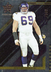 Brock Lesnar's 2004 Minnesota Vikings Rookie Cards Among Hobby's Hidden Gems 3