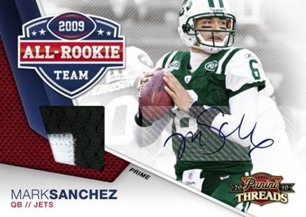 2010 Panini Threads Football 4