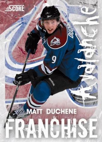 2010-11 Score Hockey 2