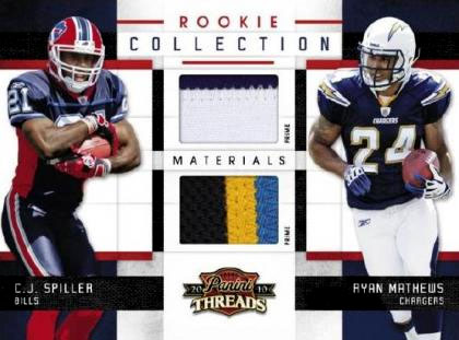 2010 Panini Threads Football 6