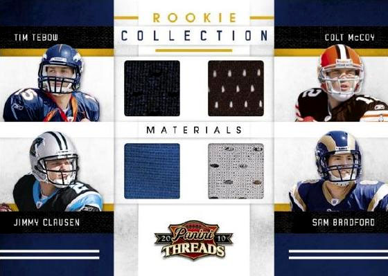 2010 Panini Threads Football 5