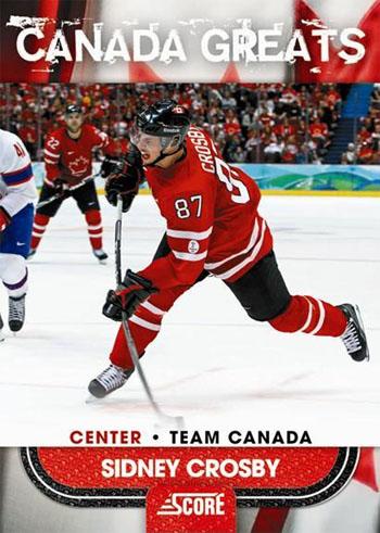 2010-11 Score Hockey 3
