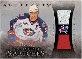 2010-11 Upper Deck Artifacts Hockey 1