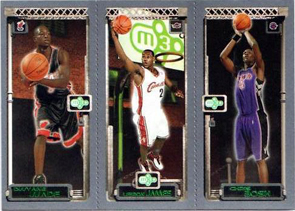 2003-04 Topps Matrix Basketball Revisited 1