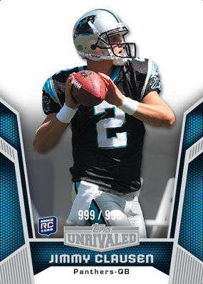 2010 Topps Unrivaled Football 4