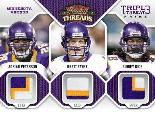 2010 Panini Threads Football 7