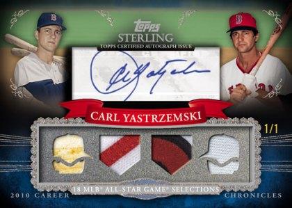 2010 Topps Sterling Baseball 5