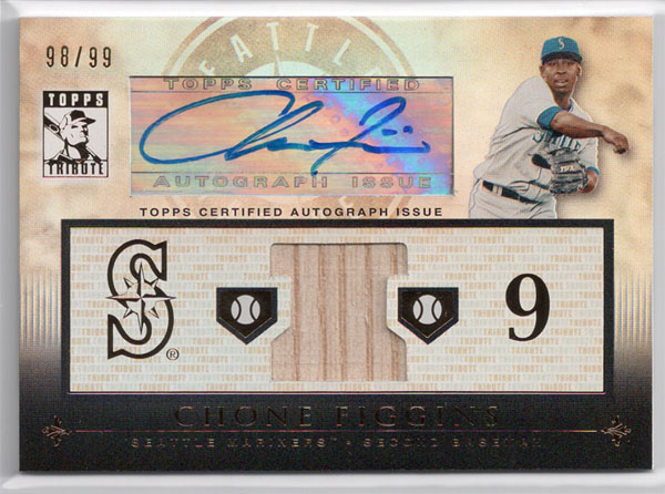 2010 Topps Tribute Baseball Review 9