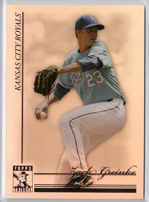 2010 Topps Tribute Baseball Review 15