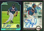 Top 50 Bowman Chrome Baseball Autographs Of All-Time 4